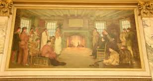state capitol supreme court painting u2013 wisconsin territorial law