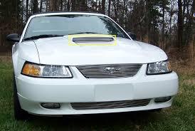 2004 mustang models t rex ford mustang gt models only billet scoop insert will