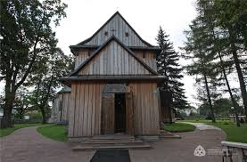 the parish church of st stanislaus the bishop humniska zabytek pl
