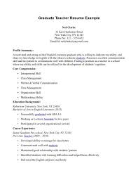 Resume English Template 100 Resume Format In English Word Samples For Entry Teaching