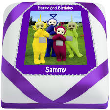 teletubbies birthday cake next day delivery in london