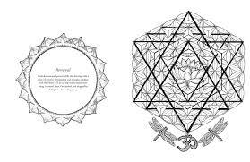 amazon com sacred geometry coloring book 9781620556528