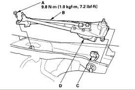 wiper blades for 2000 honda accord how to replace a wiper motor on 2000 honda accord