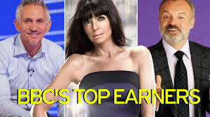 Radio Personalities Salaries Bbc Star Salaries Revealed Recap Wages Of Top Earners Published