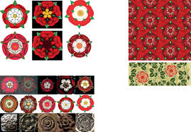 Tudor Design by Secondary And Visual Research Symbolism Of The Tudor Rose