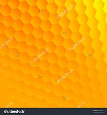 abstract yellow hexagons background cool hexagon grid hex shape