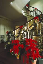 Banister Decorations Beautiful Christmas Decorations That Turn Your Staircase Into A