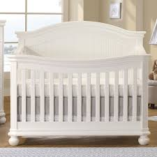 Convertible White Crib Sorelle Finley 4 In 1 Convertible Crib In White Free Shipping