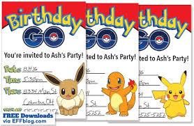 free printable pokemon birthday invitations chatterzoom