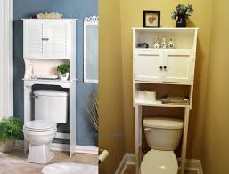Bathroom Toilet Cabinet Bathroom Organizers For Small Bathrooms With Installing Diy Above