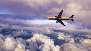 how high do commercial planes fly reference com