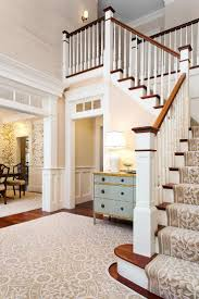 Colonial Style Homes Interior Design 1483 Best Entry Foyer Hallway Images On Pinterest Stairs Homes
