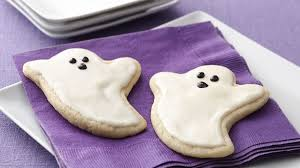 pillsbury shape ghost sugar cookies pillsbury com