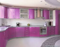 purple kitchen ideas eclectic kitchen with drop in sink glass panel zillow digs