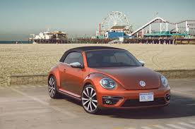 gold volkswagen beetle volkswagen considering electric microbus will double down on beetle