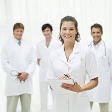 Doctor And Nurse Travel Nurse Career Option A Nursing Career
