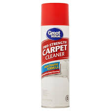 Vanish Easy Clean Carpet Cleaning Great Value Foaming Carpet Cleaner Pro Strength 22 Oz Walmart Com