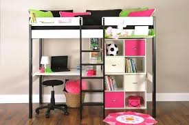 Bunk Bed With Storage And Desk Bunk Beds With Desk Loft Bed Size Underneath Ikea Interque Co