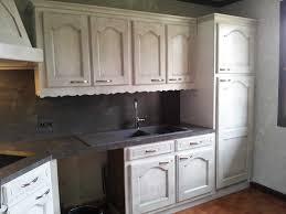cuisine repeinte en gris enchanteur cuisine repeinte en gris avec cuisine repeinte en gris et