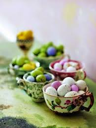 antique easter decorations this that makes me happy baskets made with peat moss