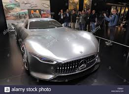 mercedes supercar concept mercedes benz amg vision gran tourismo at the 66th international