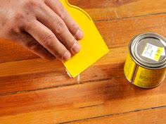 easily fix scratches on hardwood floors cleaning
