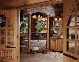 log home bathroom decor amazing bedroom living room interior