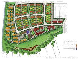community garden layout community plan geos neighborhood