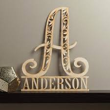 personalized family name wood plaque 8589735 hsn
