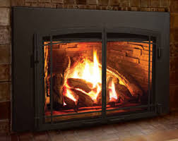 Gas Wood Burning Fireplace Insert by Enviro E44 Extra Large Gas Fireplace Insert Inglenook Energy