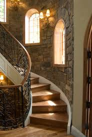 Banister Styles Interior Stone Wall Ideas U2013 Design Styles And Types Of Stone