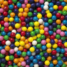 assorted gum balls 0 56 gumballs bulk gum refill