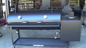 24 u0027 u0027x60 u0027 u0027 offset pipe custom smoker single door by lone star