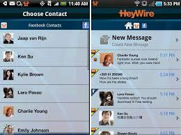 heywire apk android y los sms gratis comparativa jaxtrsms vs mjoydroid vs