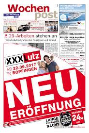 G Stige K Hen L Form Die Wochenpost U2013 Kw 08 By Sdz Medien Issuu