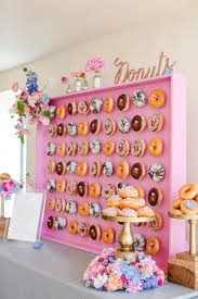 Walls And Trends Kalm Kitchen U0027s Donut Wall Liquid Nitrogen Ice Cream Bar And Other
