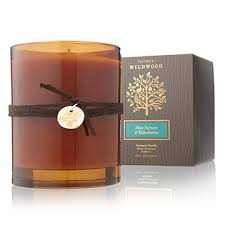 thymes candles blue spruce elderberry candle thymes review