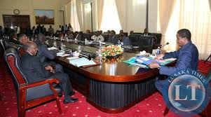 Who Appoints The Cabinet Members Zambia Ministers Should Be Appointed From The General Public
