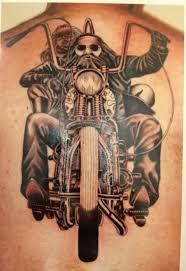 Harley Home Decor Biker Motorcycle Tattoos