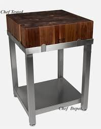 Stainless Kitchen Table by John Boos Kitchen Tables Maple Stainless Steel Table John Boos