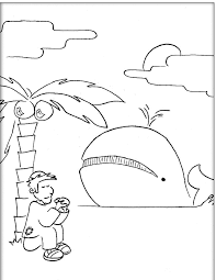 jonah coloring page obey god coloring page coloring home