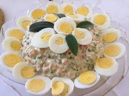 sp cialit russe cuisine food cuisine du monde recette de salade russe à la