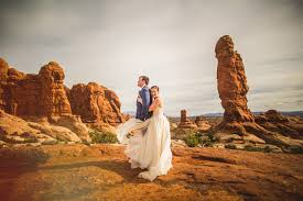 wedding arches national park 37 arches national park wedding significant events of