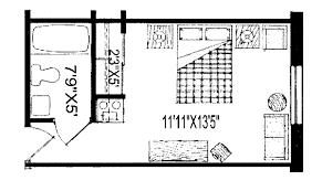 studio flat floor plan studio apartments floor plans floorplan studio apartment a with
