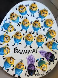 ceramic deviled egg platter ceramic deviled egg platter despicable me minion paint your own