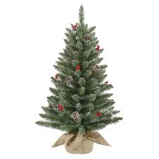 decorating artificial trees small tabletop