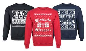 50 off on pop culture ugly sweatshirts groupon goods