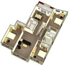 layout apartment 3 person 2nd floor apartment layout circle apartments