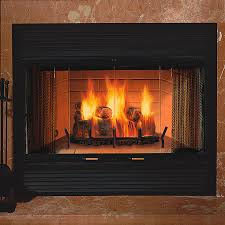 Fireplace With Blower by Sovereign Heat Circulating Wood Burning Fireplace 42