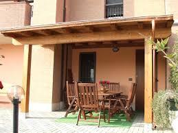 tettoia in legno per terrazzo tettoie in legno bologna parma pergolati porticati per auto